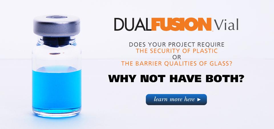 DualFusion Vials