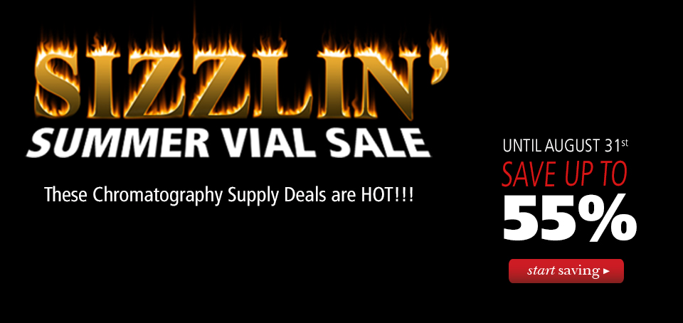 2016 Summer Sizzlin Sale