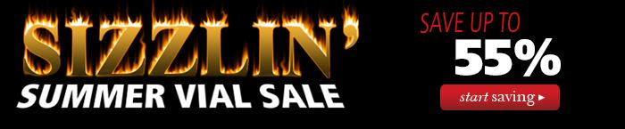 2016 Summer Sizzlin' Sale